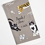 Cat Lover Kitchen Towel