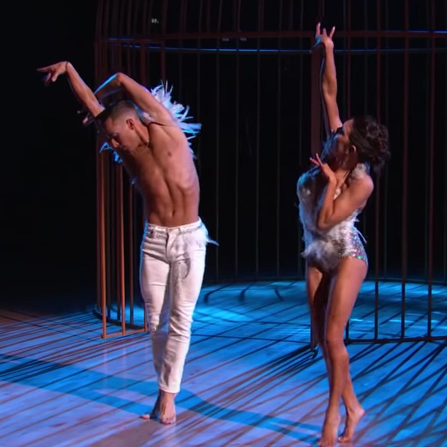 Resultado de imagen para adam rippon dancing
