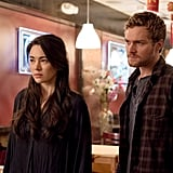 Finn Jones and Jessica Henwick: Iron Fist