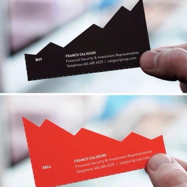 Playing on your profession like this stockbroker business card playing on your profession like this stockbroker business card does is cheeky but definitely colourmoves Image collections