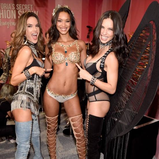 Victoria's Secret Fashion Show Behind the Scenes 2017