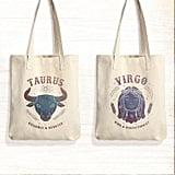 Zodiac Sign Premium Tote Bag