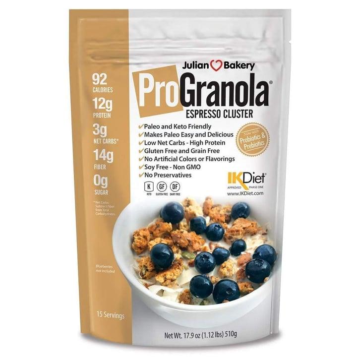 ProGranola 12g Protein Cereal, Espresso Cluster