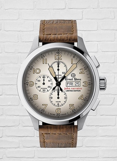 Limited Edition John Varvatos Chronoscope