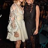 Julia Michaels and Miranda Lambert.