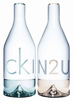Calvin Klein's Latest Fragrance: ck IN2U