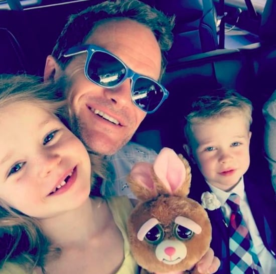 Neil Patrick Harris Instagram Video With Kids on Easter 2017