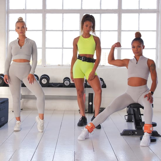 Grace Beverley Launches Shreddy Fitness App