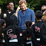 Prince Harry Visits Singapore June 2017