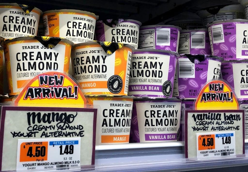 Trader Joe's Almond Milk Yogurt Review