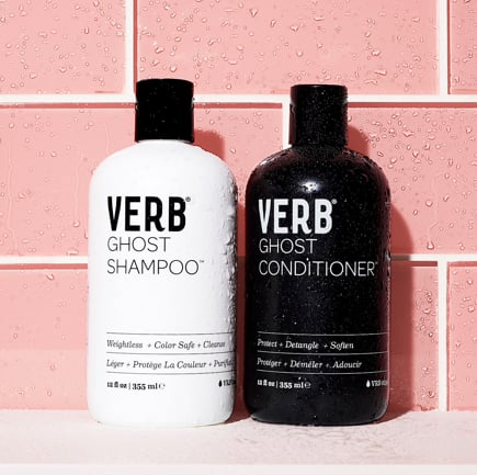Verb Ghost Shampoo and Conditioner