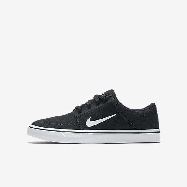 Nike SB Portmore Kids' Skateboarding Shoe