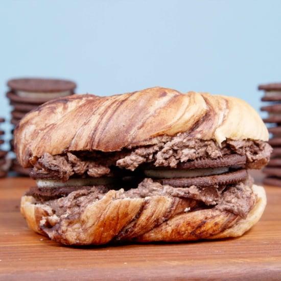 Oreo Bagel Recipe | Food Video