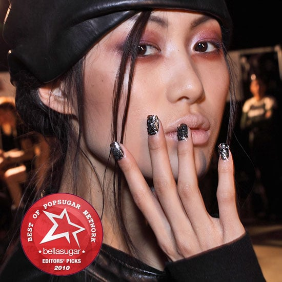 Textured Nails Were One of 2010's Hottest Trends