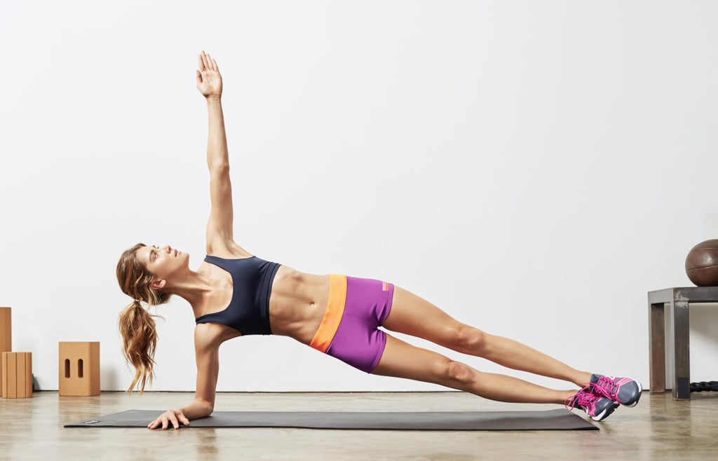Printable Abs and Arms Workout — No Equipment Needed
