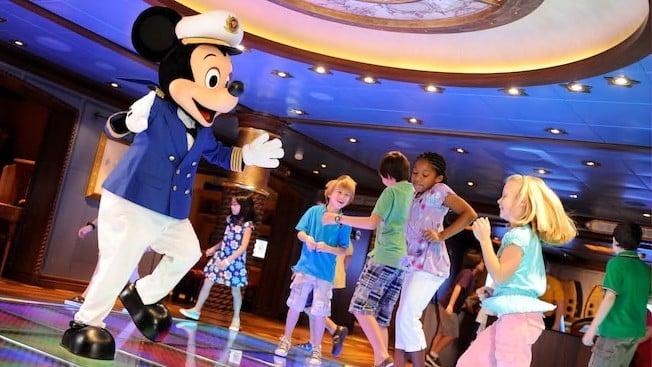 Kids-Only Activities on Disney Cruises