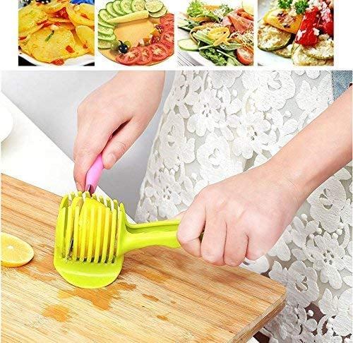 Perfect Kitchen Utensil Handheld Round Slicer