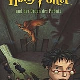 Harry Potter and the Order of the Phoenix, Germany