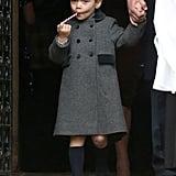 Gray Coat: Prince George