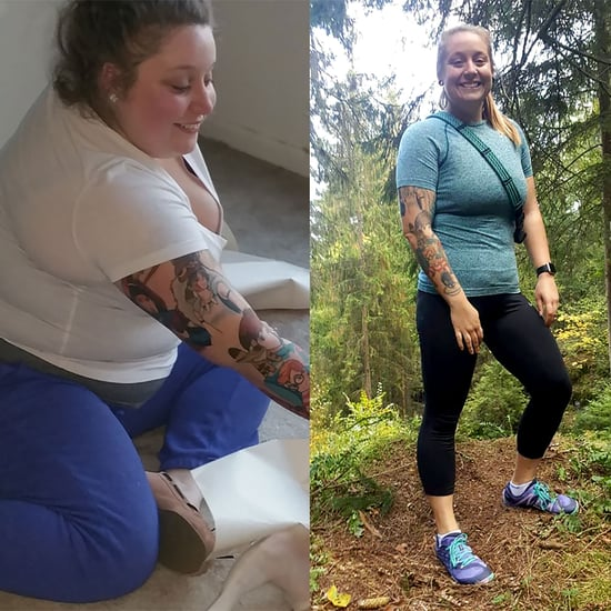 80-Pound Weight Loss Transformation and Binge Eating