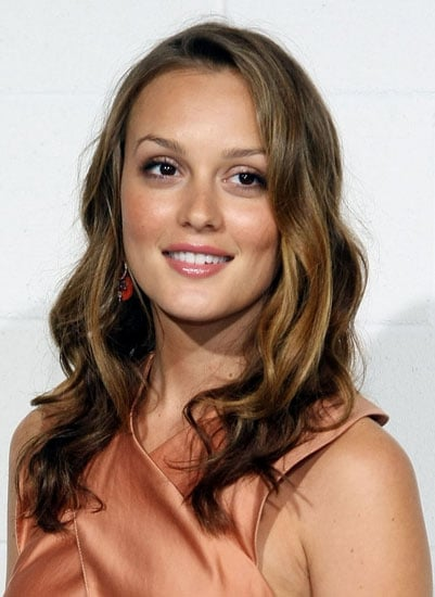 How-To: Leighton Meester's Copper-Toned Glow