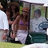 Photos of Jennifer Aniston in a Bikini