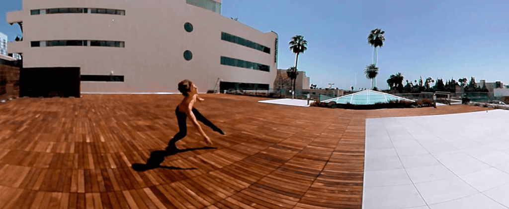 This 360 Video of a Famous Ballet Dancer Will Leave You Breathless