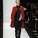 Fall 2011 New York Fashion Week: Narciso Rodriguez