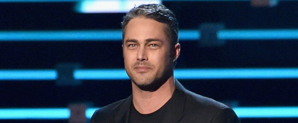 Taylor Kinney's Speech at the People's Choice Awards 2016