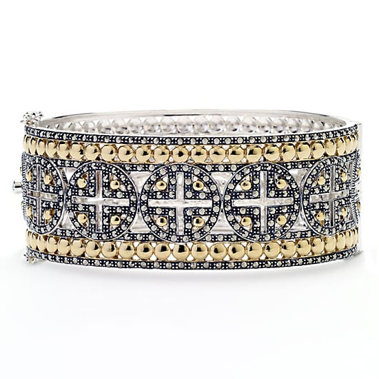Judith Jack Crossroads Bangle, $550