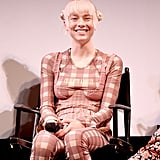 Hunter Schafer's Space Buns, May 2019