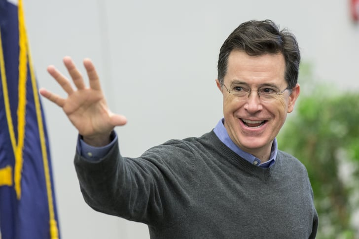 7 Times Stephen Colbert Was Actually Stephen Colbert