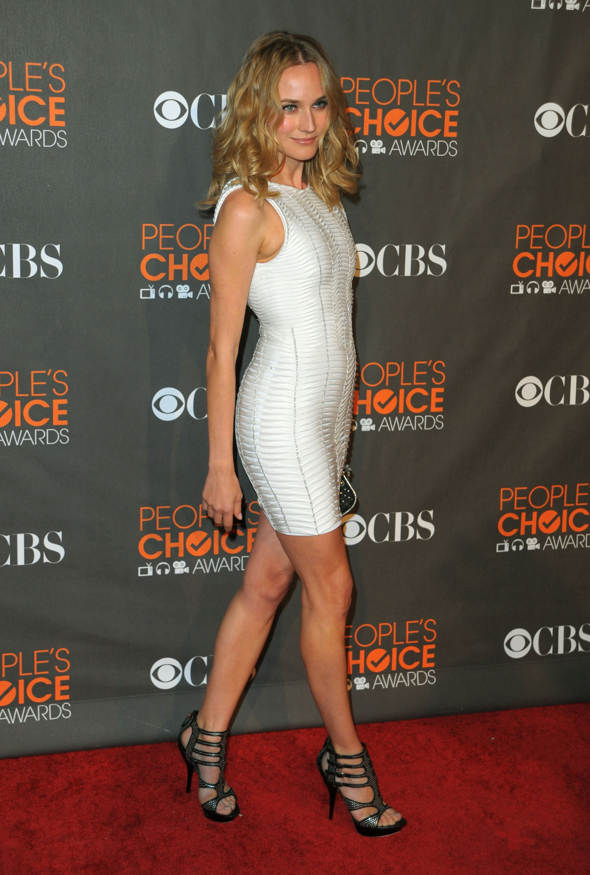 Photos Of Diane Kruger On The 2010 People S Choice Awards