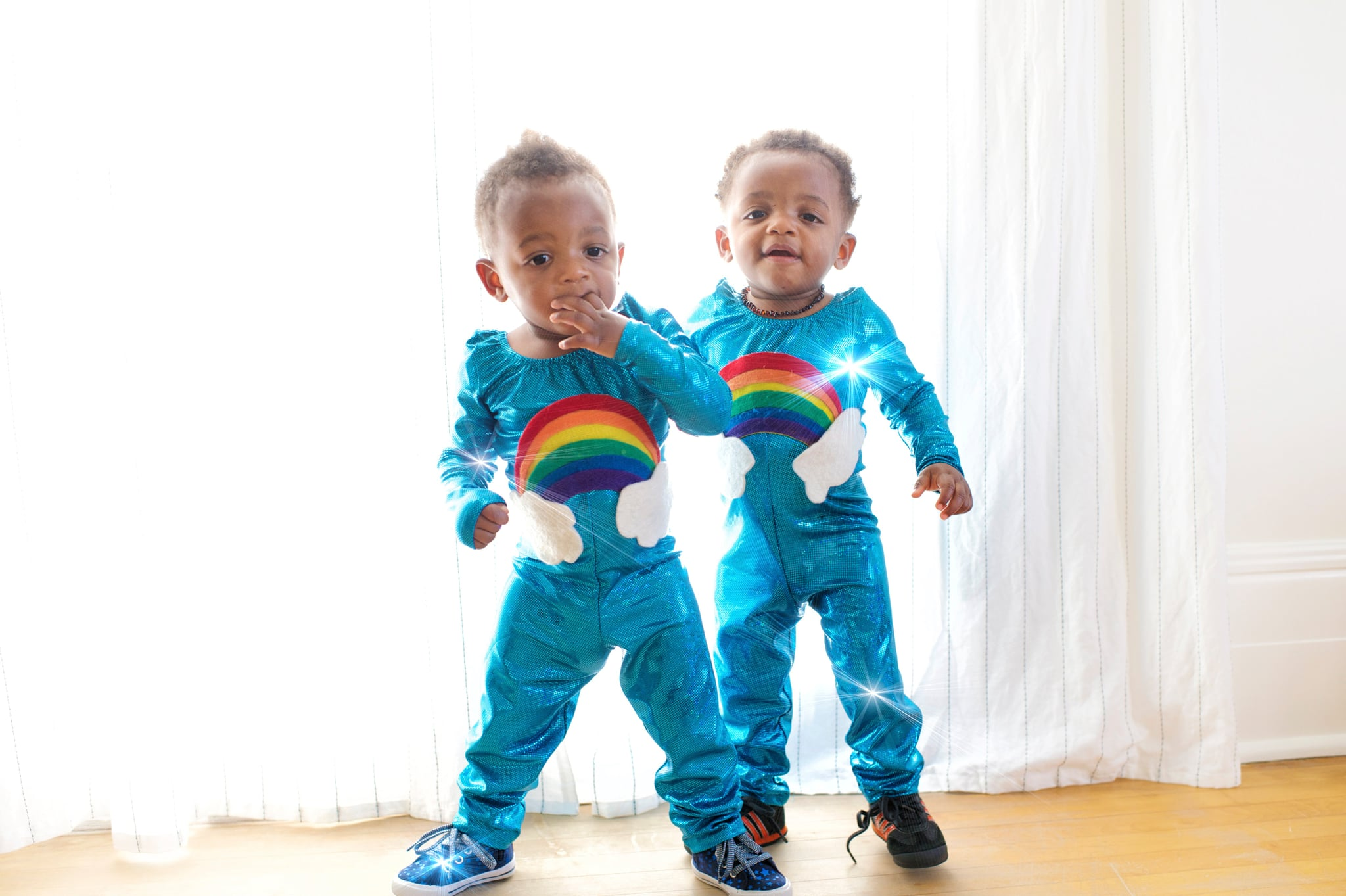 75 Unique Names For Twins, Because It's Hard Enough Picking One Name