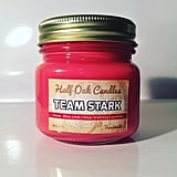 TEAM STARK INSPIRED SOY CANDLE 8 OZ ($14)