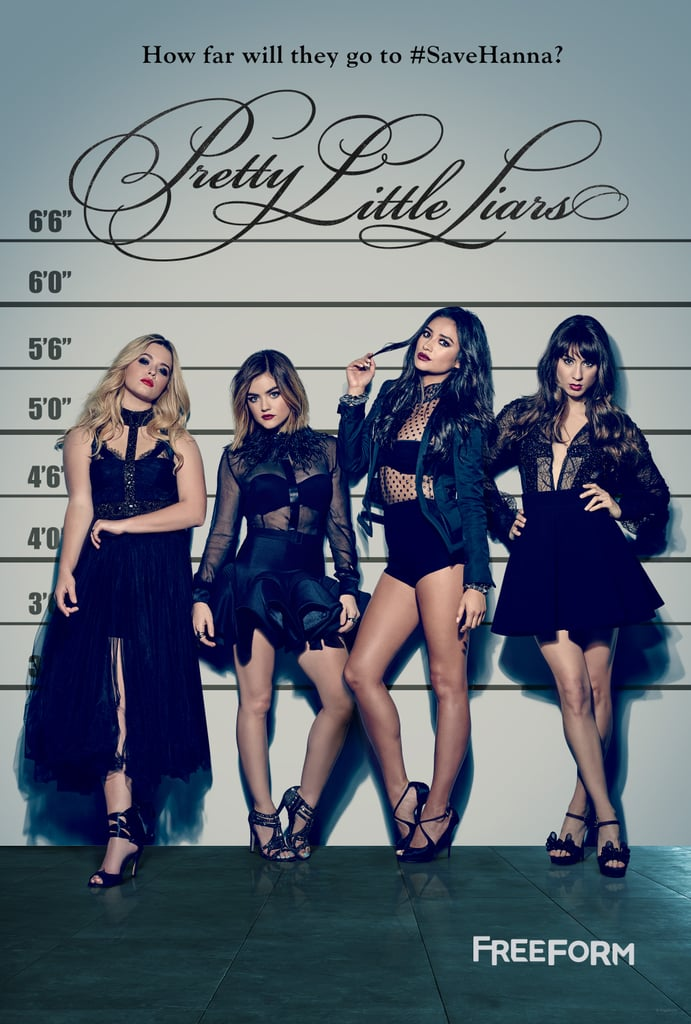 Pretty Little Liars Season 7 Style | POPSUGAR Fashion UK