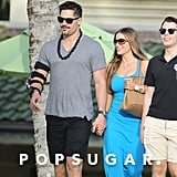 Sofia Vergara and Joe Manganiello in Hawaii | Pictures