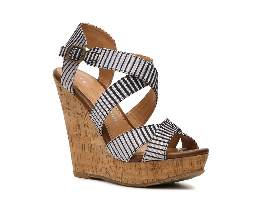 Wear the Look: Wedge Sandals