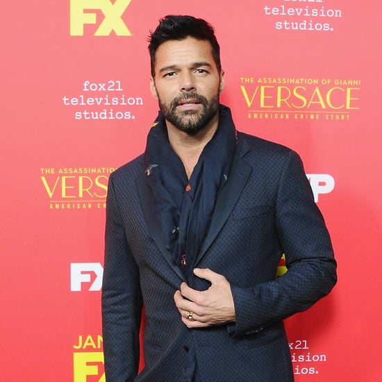 What Ricky Martin Tells His Kids When They Ask About Having 2 Dads