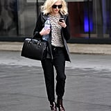 Fearne Cotton Street Style — January 2014