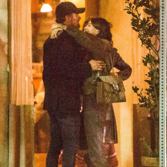 Leonardo DiCaprio and Camila Morrone Hugging in LA May 2018