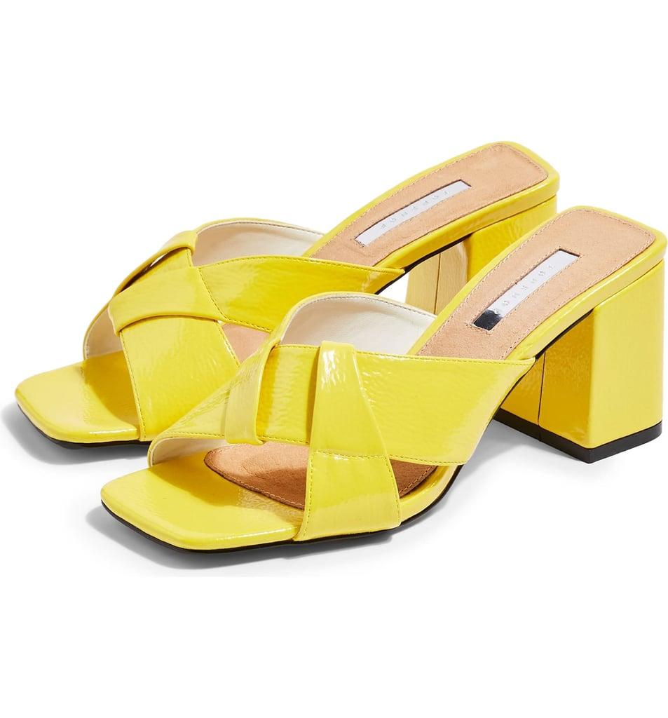 Topshop Roux Slide Sandals