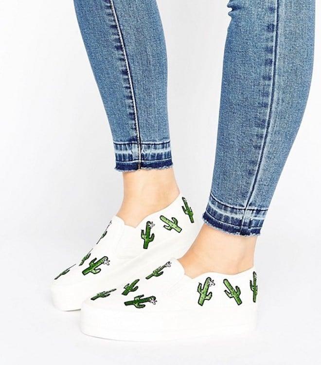 Cheap Cute Sneakers 2018 | POPSUGAR Fashion