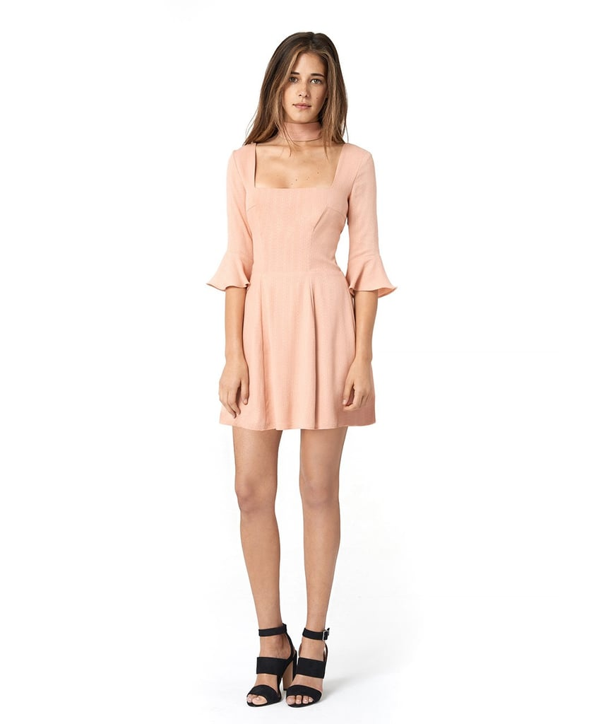The Emily Dress in Blush ($250)