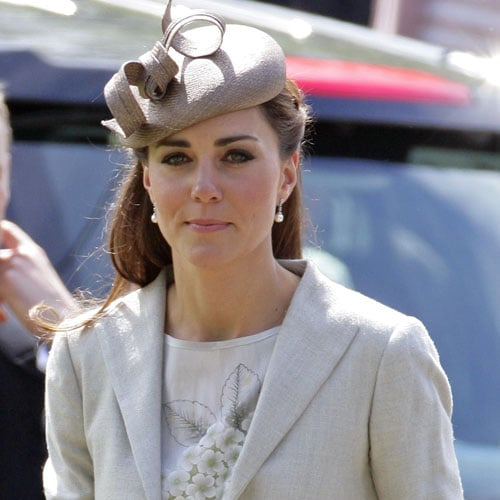 Kate Middleton Pictures at Diana's Relative's Wedding