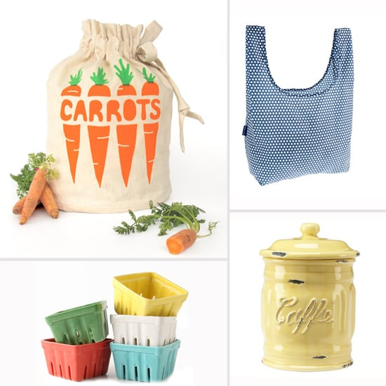 Cute, Reusable Grocery Bags