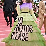 Hailee Steinfeld at the Met Gala in May