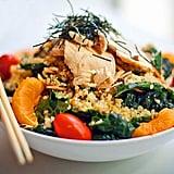Kale and Quinoa Salad, Urban Picnic, San Francisco