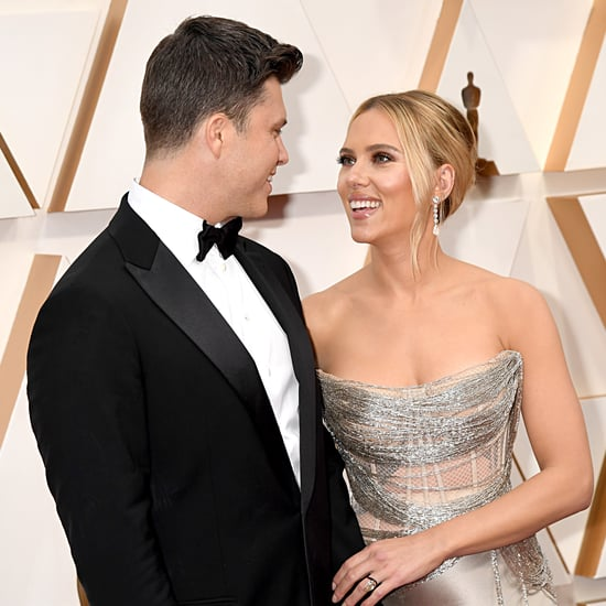 Scarlett Johansson Earrings at Oscars 2020