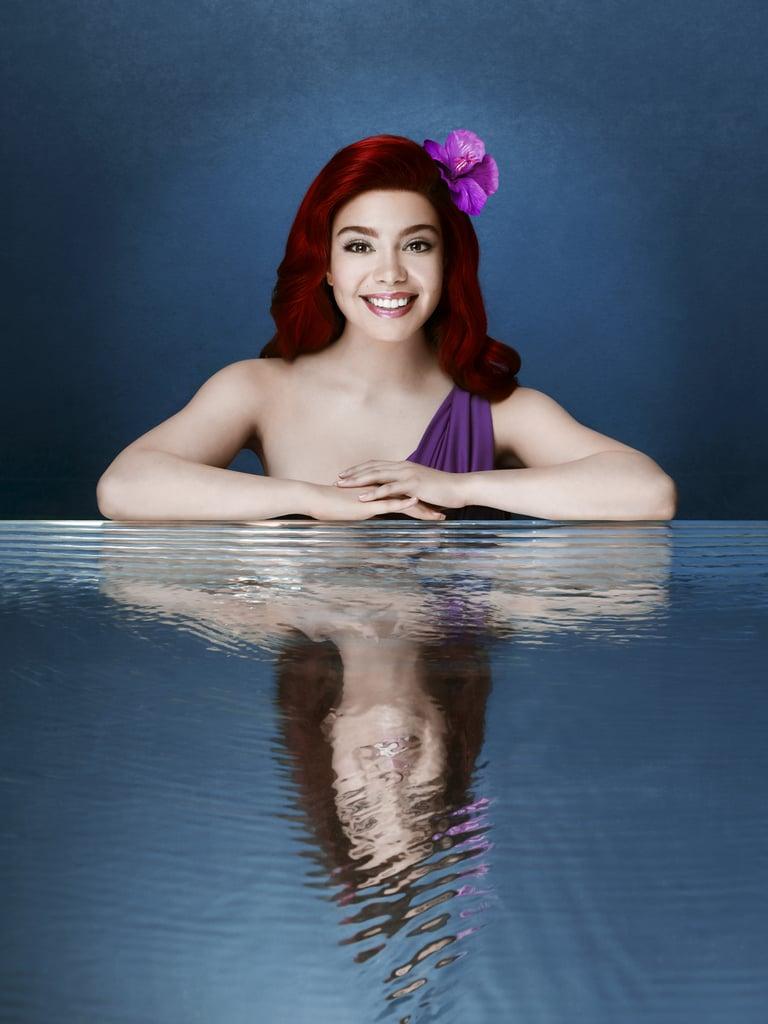 Auli'i Cravalho as Ariel